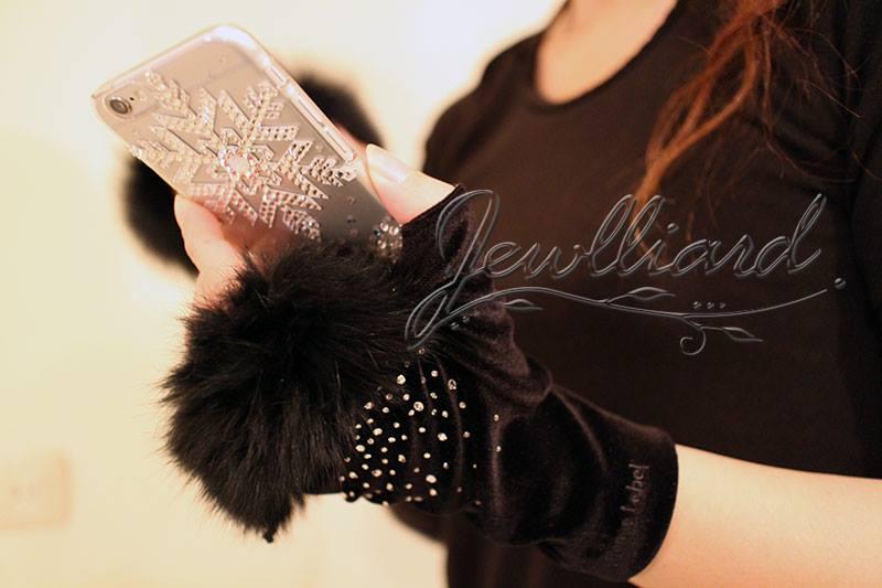 手袋デコレーション